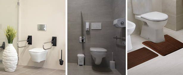 5 tips voor een comfortabel toilet - Stijl van toilet ...