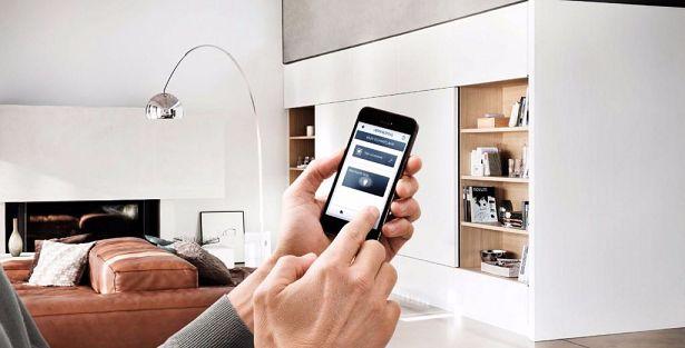 Huisautomatisering telefoon