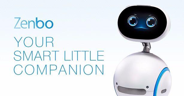 Asus Zenbo Robot