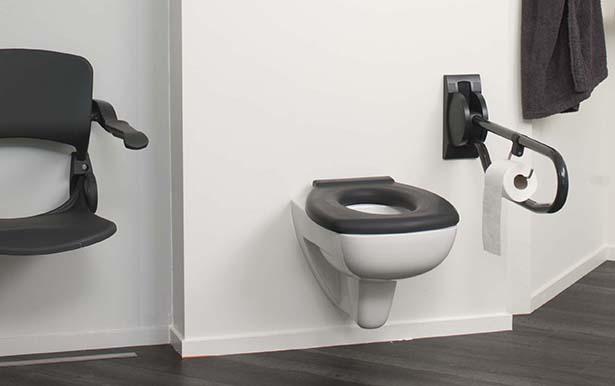 Douchezittingen en Toiletbeugels