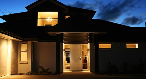 Verlichting buitenshuis