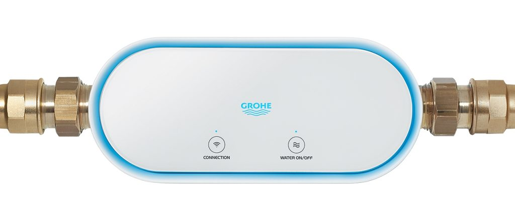 waterschade voorkomen Grohe Sense Guard